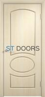 Филенчатая ламинированная дверь Неаполь ДГ