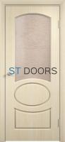 Филенчатая ламинированная дверь Неаполь ДО