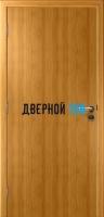 Гладкая пластиковая орех миланский противопожарная дверь Ei30
