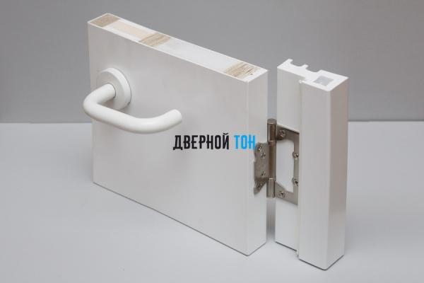 Уголок пластиковая дверь КАПЕЛЬ